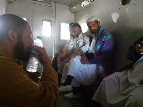 Interpellation de Ali Belhadj et plusieurs militants de l'ex-FIS