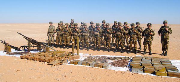 Lutte antiterroriste en Algérie : Bilan de l'année  positif des forces de sécurité