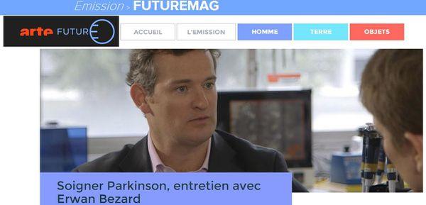 2014: Futurmag, soigner Parkinson