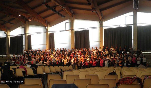 19e Festival de chant choral .