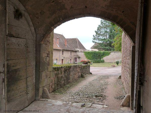 Patrimoine au chateau de La Clayette