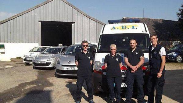 ABI propose un nouveau service d'ambulance..