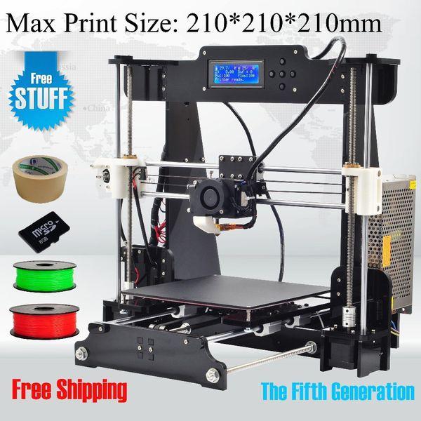 Débuter dans l'impression 3D pour 200€ avec PRUSA I3