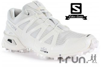 Salomon sort des speedcross blanches !