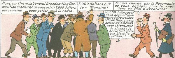 Tintin en Amérique : le retour IV (Pour les enfants de 7 à 77ans)