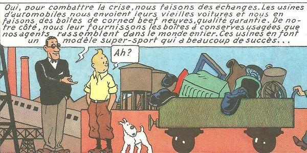 Tintin en Amérique : le retour VI (Pour les enfants de 7 à 77ans)