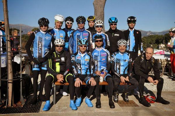 Le Team SPOC Nice