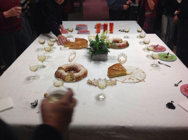 C'était la fête des rois allé Stora (billard)