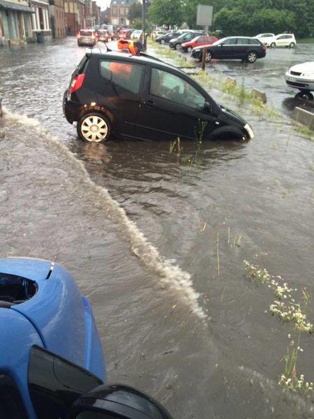 Et les travaux contre les inondations de la Place du Général De Gaulle ?
