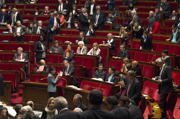 The vote is likely to raise domestic pressure on the French government to be more active on the issue [AFP]