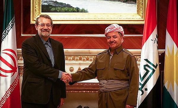 New Chapter in Relations between Iran, Iraqi Kurdistan