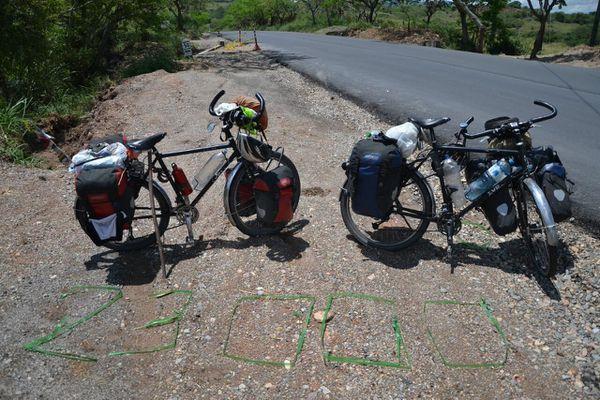 Tulcan (Equateur) - Neiva (Colombie) - 726 km - Nouveau pays, nouvelles découvertes