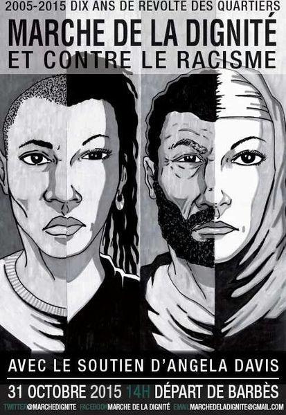 Marche de la dignité, contre le racisme