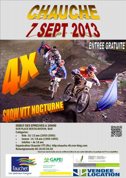 Four cross 2013