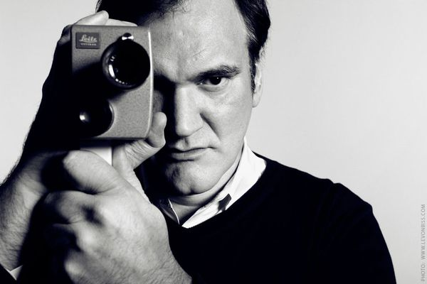FESTIVAL LUMIERE 2013: And the PRIX LUMIERE  is...QUENTIN TARANTINO !!!!