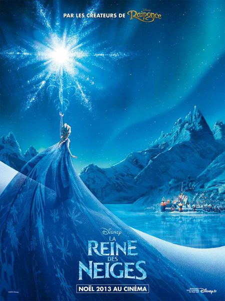 LA REINE DES NEIGES en exclusivité au GRAND REX à Paris !