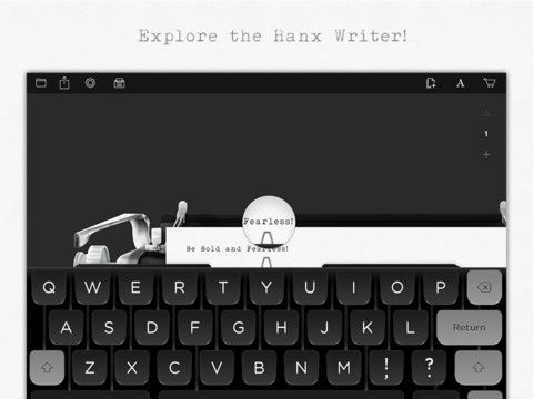 Hanx appli Ipad de Tom Hanks