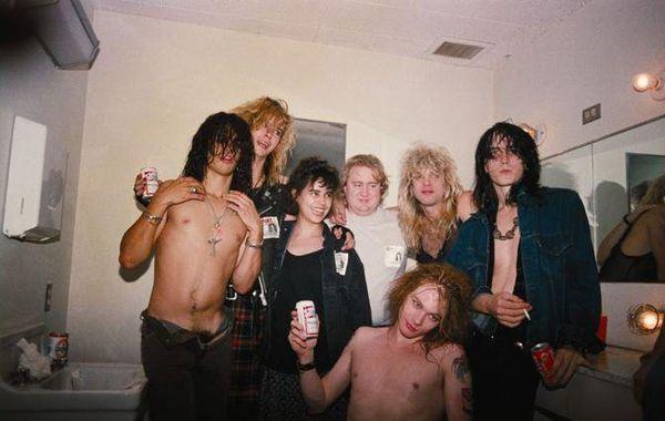 Marc Canter publie la 2ème partie de son documentaire consacré aux débuts des Guns N' Roses
