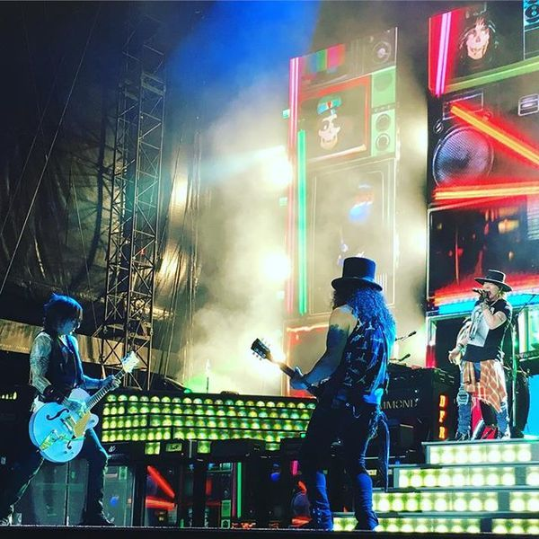 Guns N' Roses- Live At Orlando Citrus Bowl Stadium