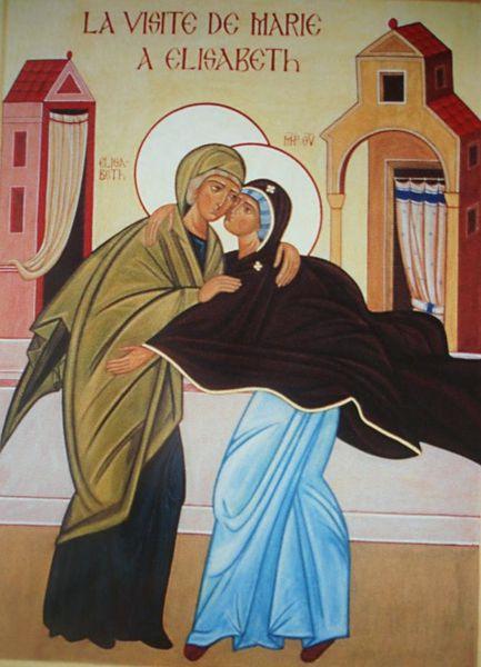 Visitation de la Vierge Marie