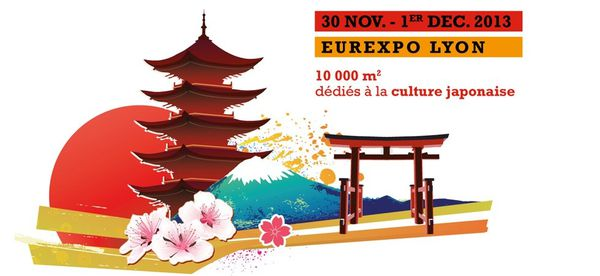 Sortie Salon Mangas et Culture asiatique &quot&#x3B;Japan Touch&quot&#x3B;