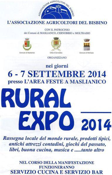Rural Expo 2014.