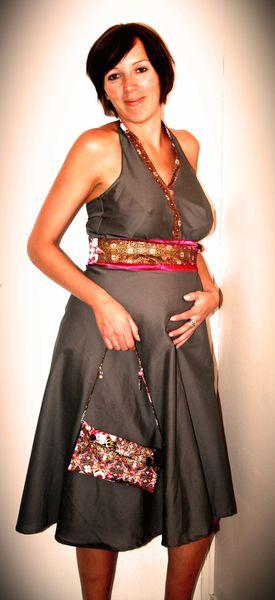 Waou!! La robe pour femme enceinte!