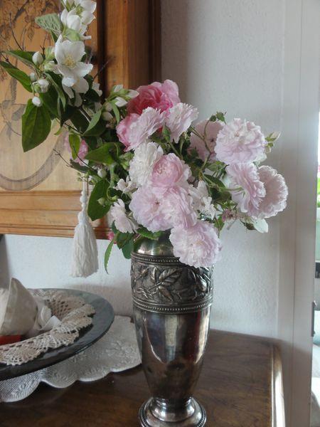 c'est le jour des fleurs chez greenye