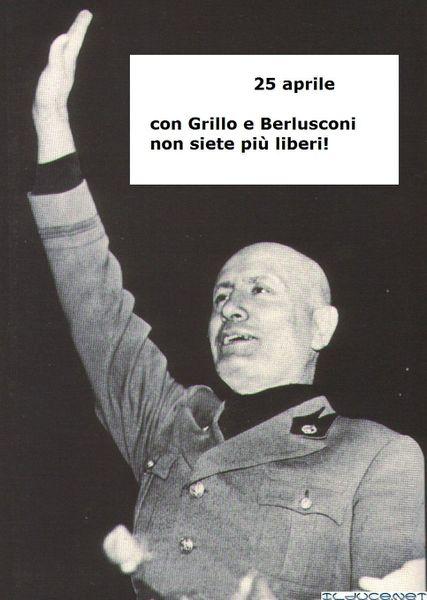 25 aprile - la liberazione incompiuta