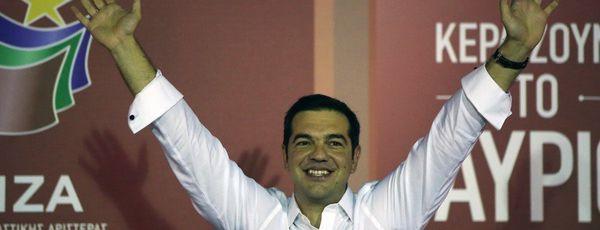 Tsipras stravince nonostante l'astensionismo
