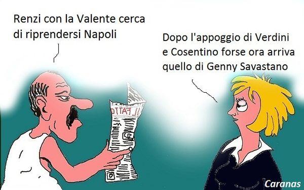 Figlio e nipote del pluripregiudicato vicino alla camorra: entrambi candidati a Napoli.