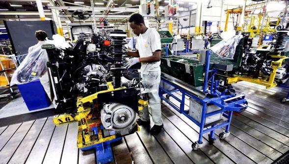 AUTOMOBILE : la filière est déjà «sur la pente positive»