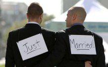 Le Conseil constitutionnel valide la loi sur le mariage pour tous que promulguera dès demain samedi le chef de l'Etat