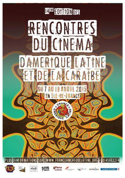 14e édition des rencontres du cinéma d'Amérique latine et de la Caraïbe - La jeunesse du fleuve (Guyane)