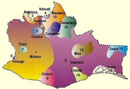 Mexique : Les Cuicatecos (Cuicatèques)