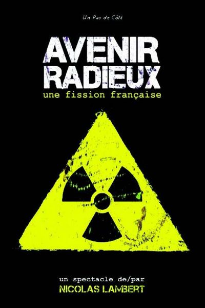 Avenir Radieux, une fission française, le 14 sept 2013