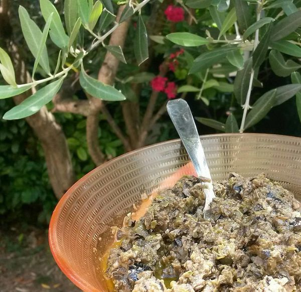 TAPENADE - THERMOMIX