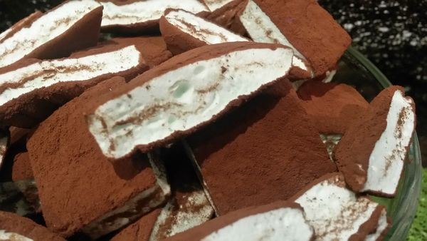 GUIMAUVE MENTHE CHOCOLAT