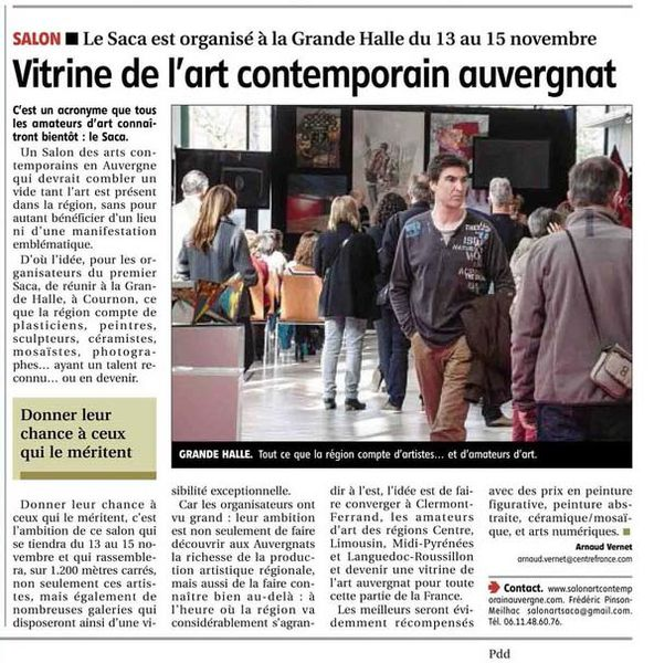 Journal - La Montagne - Clermont Ferrand