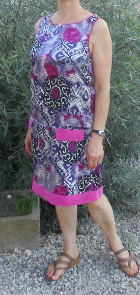 Robe Fait main 09-2012