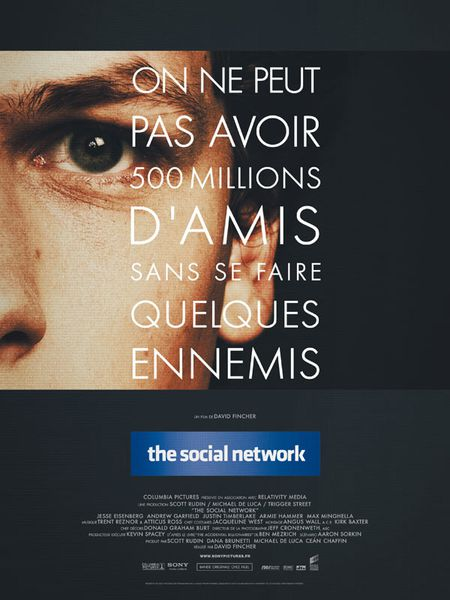 Réseau (a)social (Critique de The Social Network)