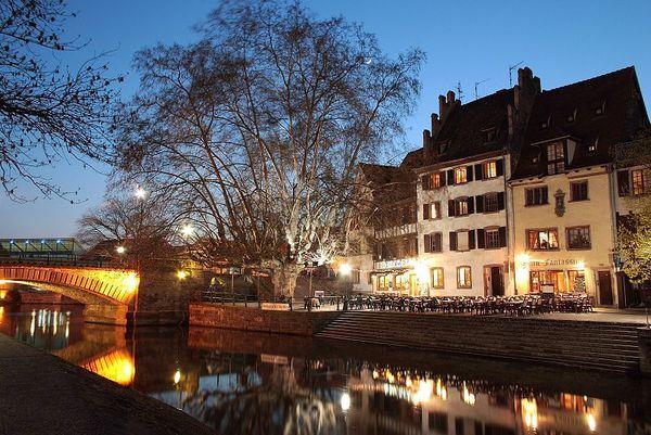 Strasbourg et sa Petite France