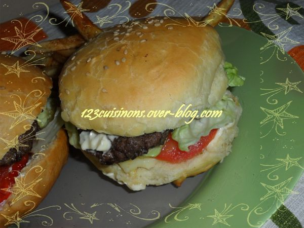 "✫¸.•°*""˜˜""*°•.✫Hamburger Maison✫¸.•°*""˜˜""*°•.✫"