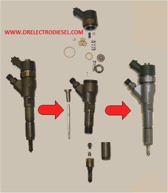 Qu'est ce que l'échange réparation d'un injecteur ou d'une pompe ?