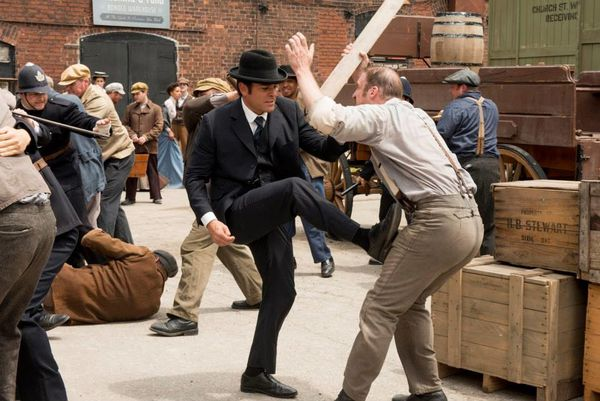 Photos On the Waterfront Part 1 Murdoch Mysteries S8 ep 1