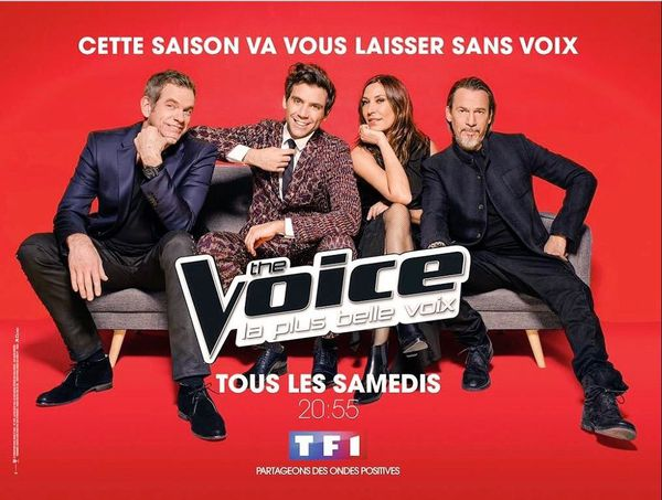 The Voice sur TF1
