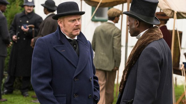 William Hubbard dans Murdoch Mysteries