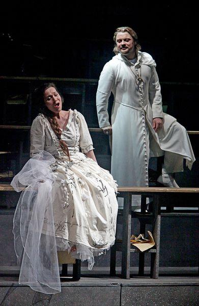 « Lohengrin » à l'Opéra de Rouen : Pour les yeux d'Elsa