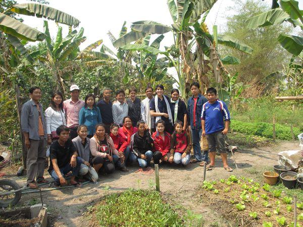 Voyage d'étude au Laos