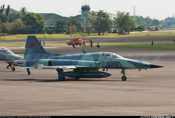 L'Indonésie réfléchit au remplacement de ses F-5 Tiger II
